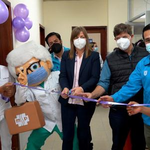 Hospitales de Imbabura inauguran servicios de atención para sobrevivientes de violencia de género