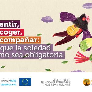 #UnSoloRumbo, una campaña educomunicativa para crear conciencia sobre la migración