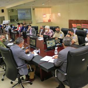 En el SIS ECU 911, se instaló el Comité de Seguridad Ciudadana de Imbabura