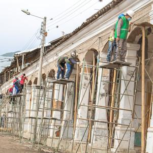 Municipalidades del norte apoyaron convocatoria a minga en Otavalo