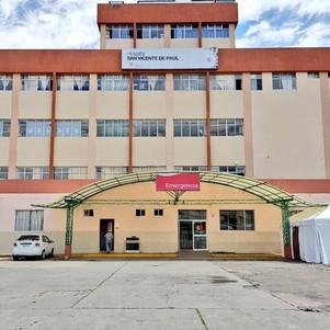 Alta ocupación de camas UCI en hospitales de Imbabura