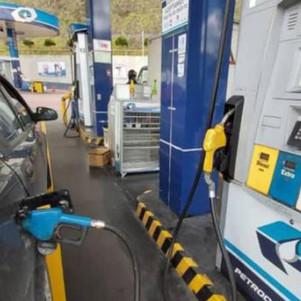 Diésel y gasolina extra nuevamente más caras desde este domingo