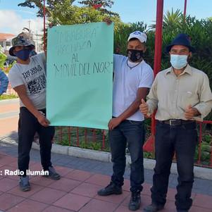 Nuevo incidente entre comuneros de Imantag y Movidelnor