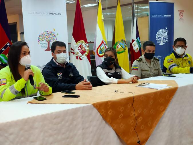 Operativos de control, fortalecen la seguridad ciudadana en Imbabura