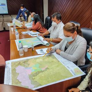 Municipalidad de Ibarra impulsa proceso de delimitación de barrios y parroquias urbanas