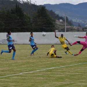 Suertes distintas para equipos imbabureños en torneo nacional de ascenso