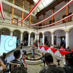 Municipio de Ibarra presentó agenda conmemorativa por los 415 años de fundación de Ibarra