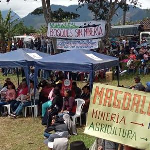 Comunidades del norte se autoconvocan a encuentro contra la minería metálica