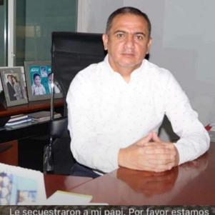 Empresario Carlos Arias está desaparecido