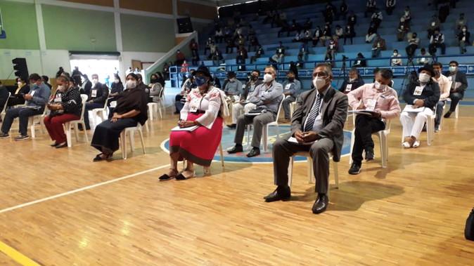 Representantes de la ciudadanía se reúnen en el séptimo Parlamento de Imbabura