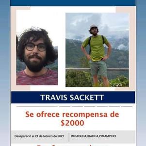 Aun sin rastro de ciudadano norteamericano desaparecido en el cerro Imbabura