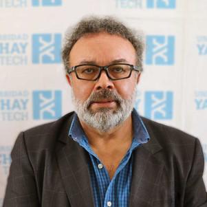 José María Lalama Aguirre, PH.D., es el nuevo rector de Yachay