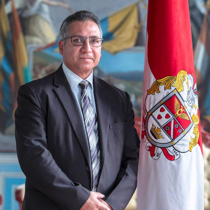 Oscar Lomas es vicealcalde de Ibarra