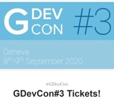 Tickets for GDevCon#3 go on sale 9th March!