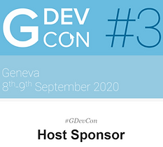 CERN is GDevCon#3 Host Sponsor