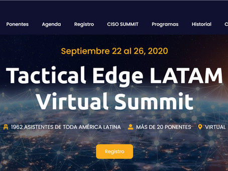 Tactical Edge: Simulaciones adversarias en la Ciberseguridad