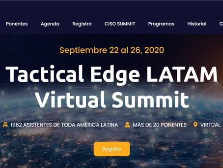 Tactical Edge: Simulaciones adversarias en la Ciberseguridad
