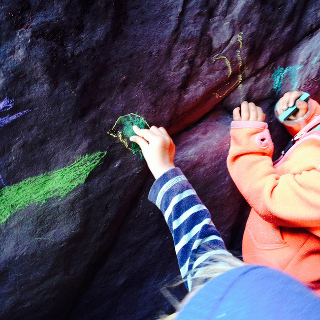 remembering our ancestors: cave painting