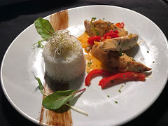 Restaurant Essonne plat du jour