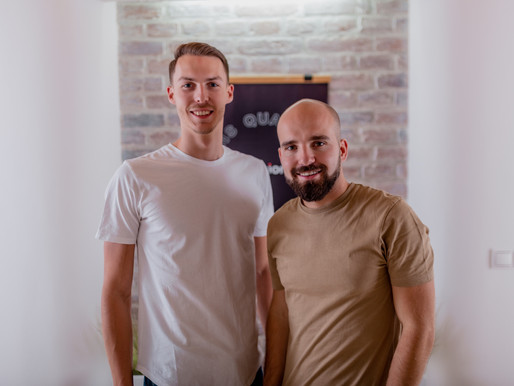 Interview With The Founders Of Mental Health App VOS - Jiri Diblik & Ondrej Kopecky