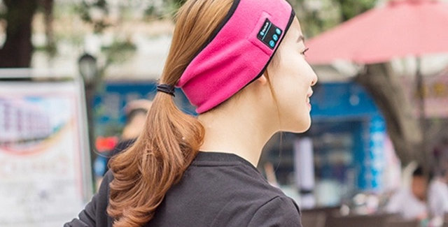 Headband Earphone Wireless