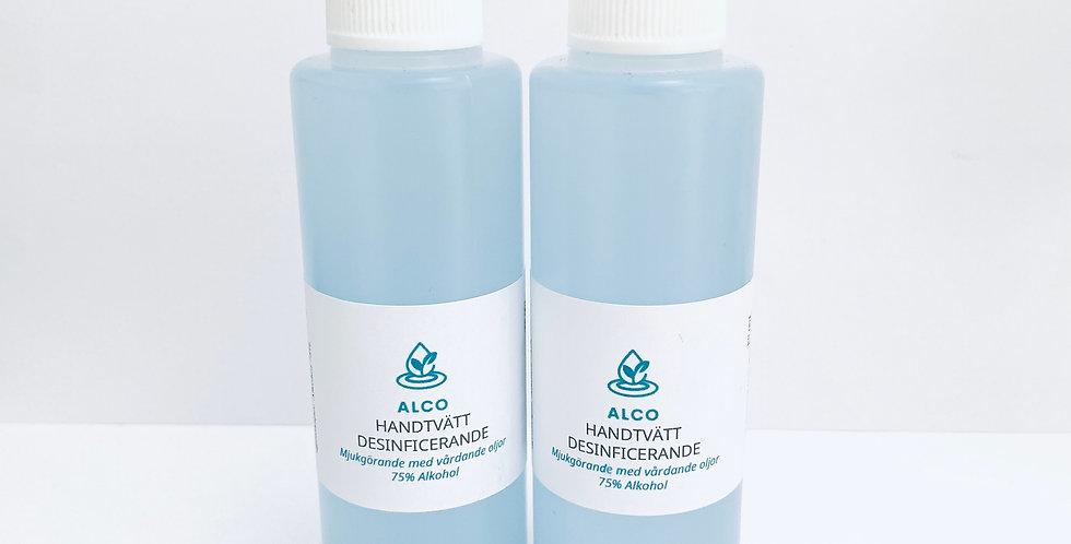 Alco Handtvätt 2x100 ml