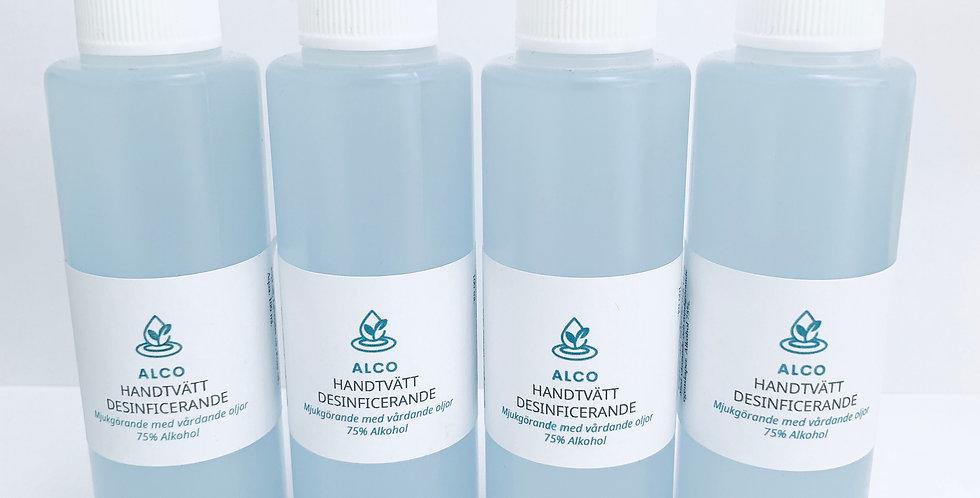 Alco Handtvätt 4x100 ml