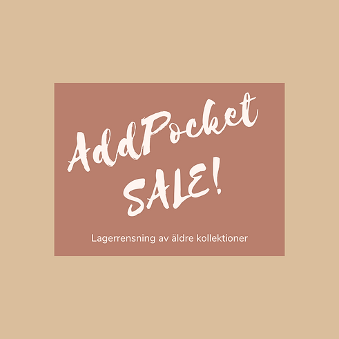 AddPocket sale