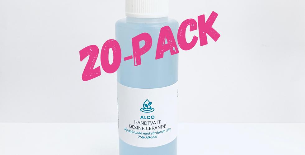 Alco Handtvätt 20x100 ml