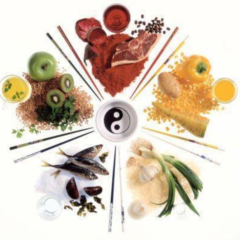 Conférence Diététique Chinoise: Les clés d'une bonne santé par l'alimentation