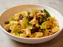 SPECIALITY PASTA DISHES