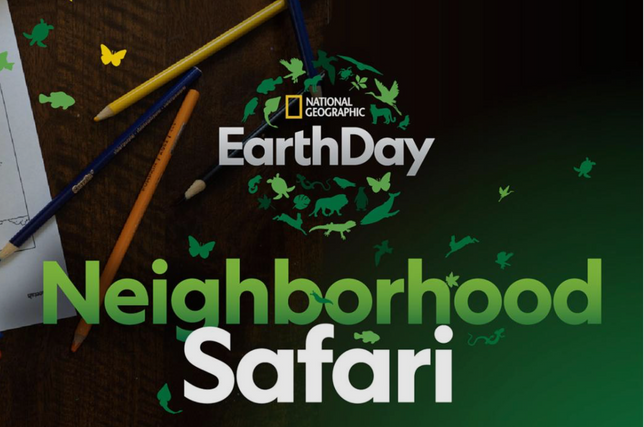 Happy Earth Day - Kid Activities