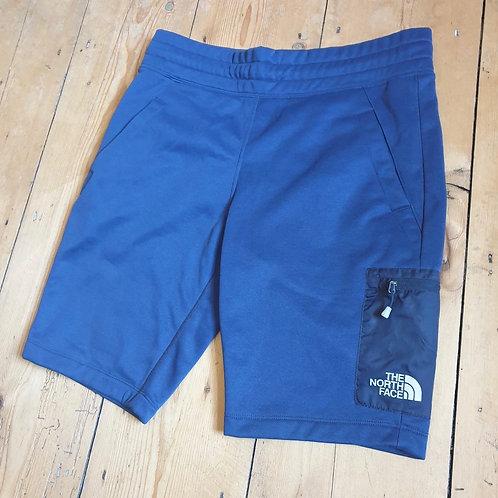 The North Face Mittellegi Fleece Shorts (Atlantic Blue)