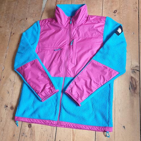 The North Face Denali Fleece (Pink / Blueberry)