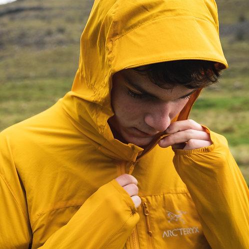 Arc'Teryx Squamish Jacket (Nucleus Yellow)
