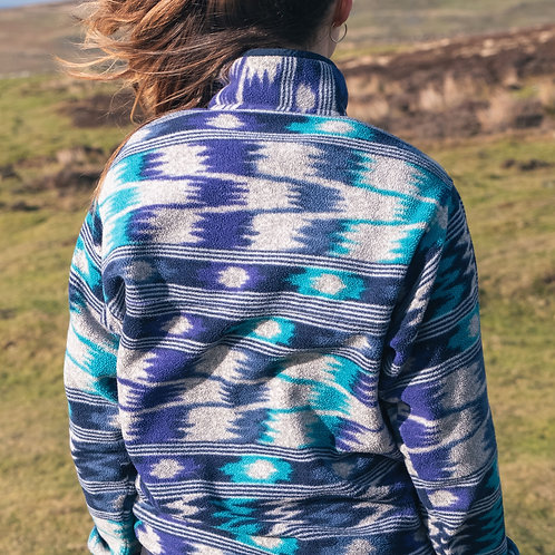 Patagonia Snap-T Synchilla Fleece (Ice Blue)