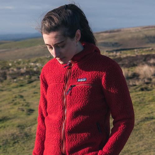 Patagonia Retro Pile Fleece (Red)