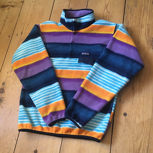 Patagonia Snap-T Synchilla Fleece (Rainbow)