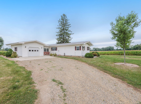 New Listing!                                             5551 Gibbs Rd., Albion