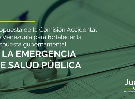 Propuesta de la Comisión de Venezuela