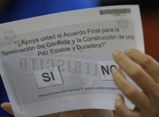 Una reflexión para quienes votaron 'No' en el plebiscito