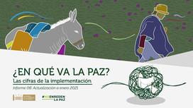 Sexto informe de seguimiento a la implementación del Acuerdo de Paz