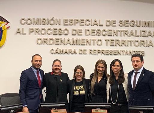 Se instala la Comisión de Venezuela