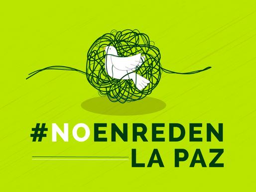 #PorLaTransparencia Rendición de cuentas de noviembre