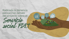 Ponencia Servicio Social PDET