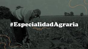 Especialidad Agraria