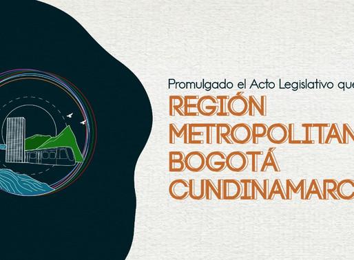 Promulgada Región Metropolitana