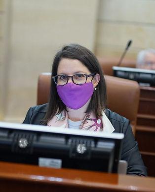 Juanita en el Congreso.jpeg
