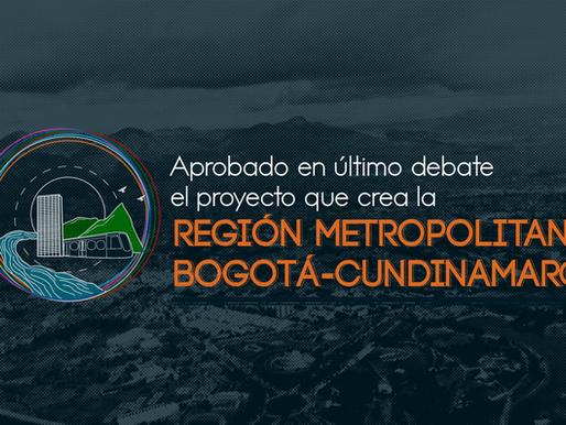 Aprobado en último debate #RegiónUnidaYa