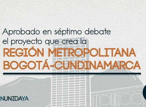Séptimo debate de Región Metropolitana
